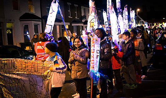 Eltham Lights Up