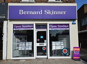 Bernard Skinner Office