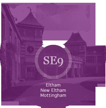 SE9 - Eltham, New Eltham, Mottingham